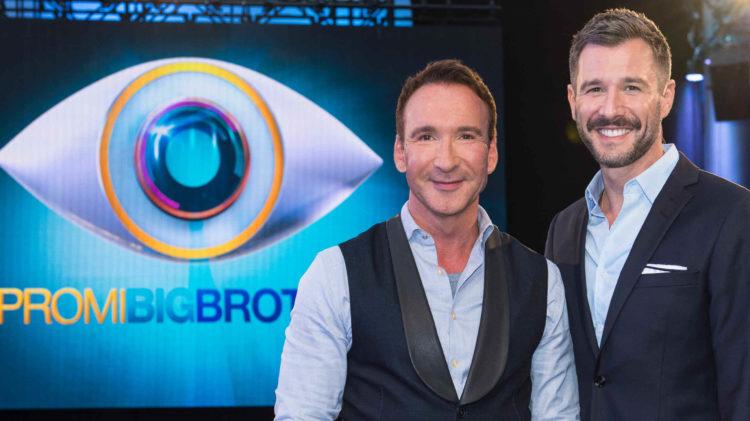 Promi Big Brother 2017 Moderatoren Jochen Schropp Jochen Bendel