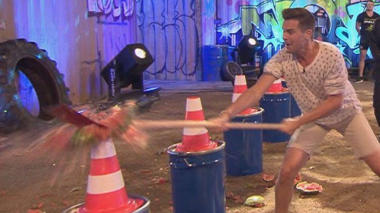 Promi Big Brother 2017 Panne Duell Entscheidung Video Beweis Eloy de Jong