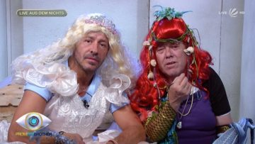 Promi Big Brother 2017 Willi Zachi Prinzessinnen