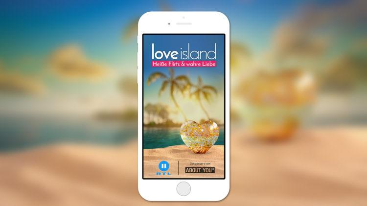 Love Island App iOS Android AppStore GoogleStore RTL2
