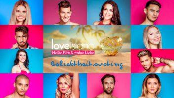 Love Island Beliebtheit Voting Beliebtheitsranking Bewohnerranking 2017