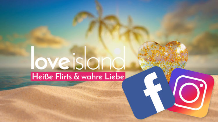 Love Island Instagram Facebook Accounts folgen Islander Elena Jan Mike