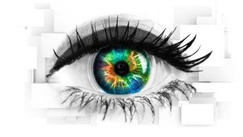 Celebrity Big Brother 2018 eye logo