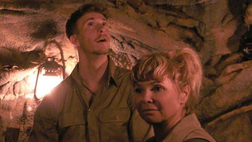 Dschungelcamp 2018 Anreise Rattenhöhle