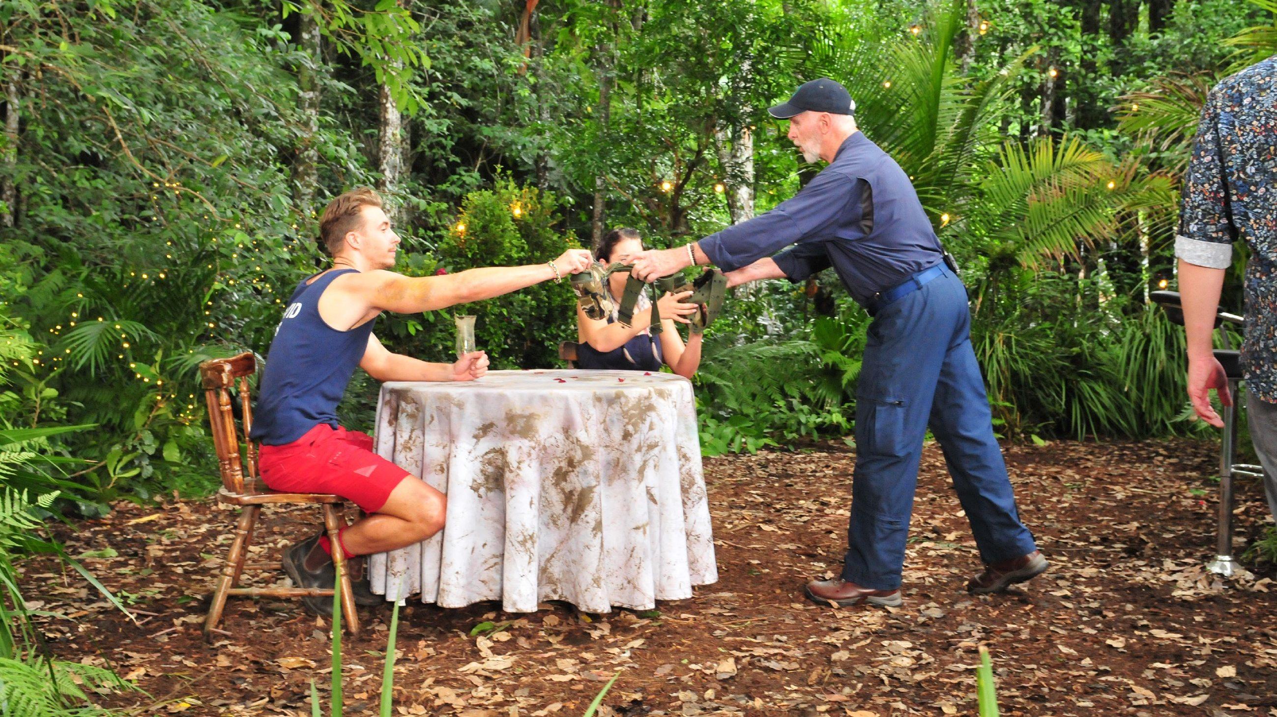 Dschungelpruefung 30 Januar 2018 Qualentinstag