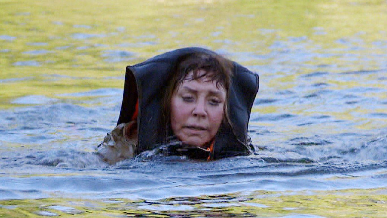 Tina York Zusammenbruch Dschungelcamp 2018