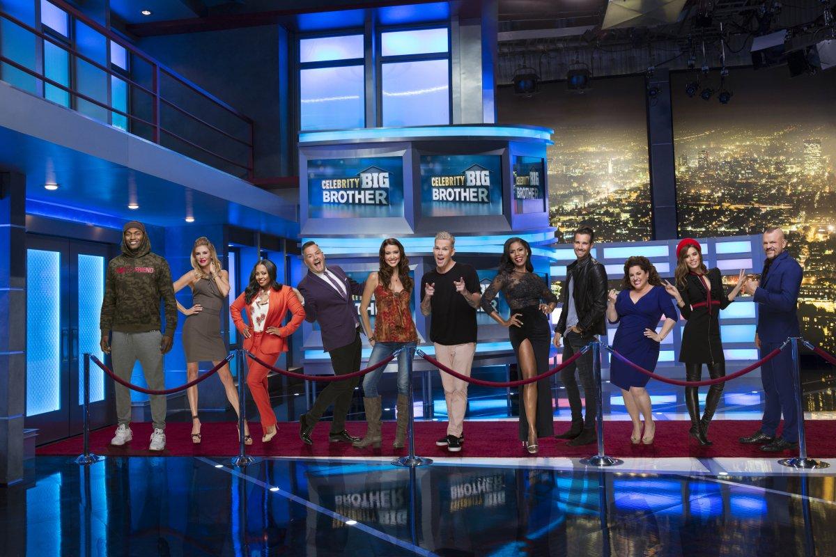 Celebrity Big Brother 2018 USA