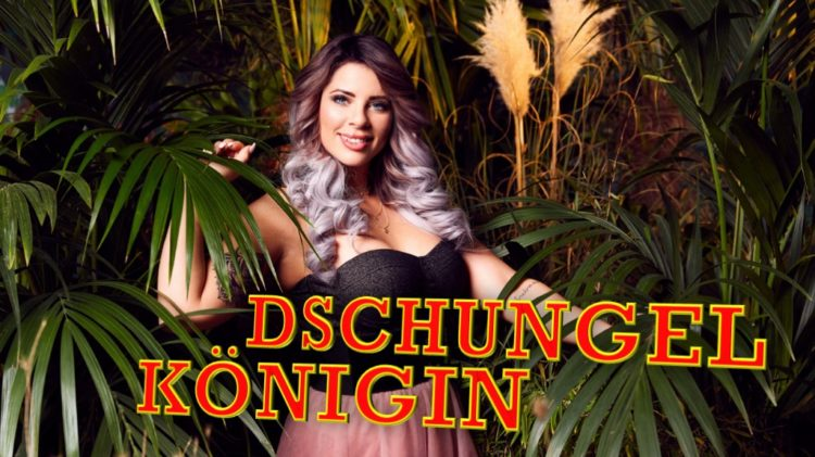 Jenny Frankhauser Dschungelkoenigin 2018