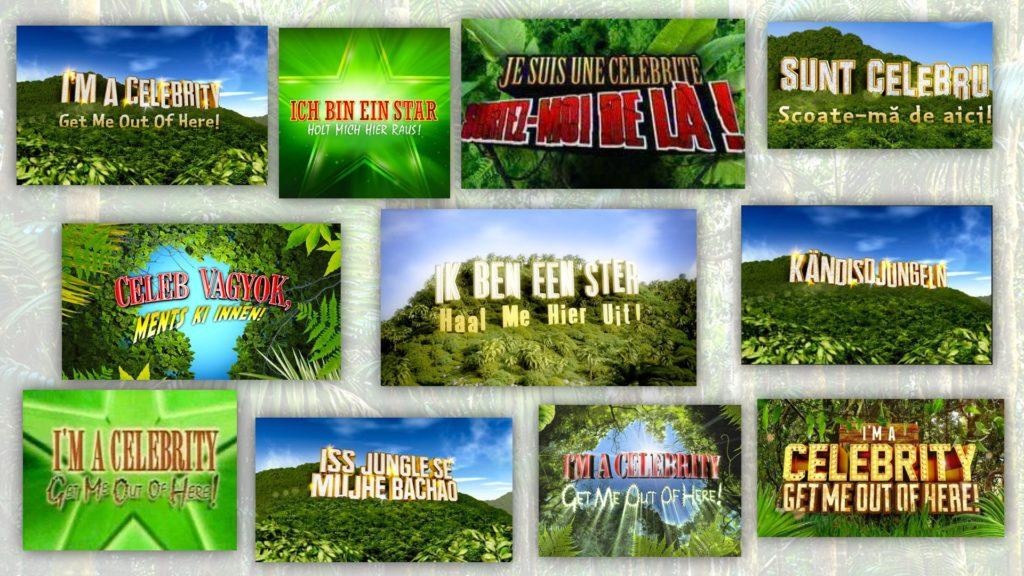 Dschungelcamp weltweit