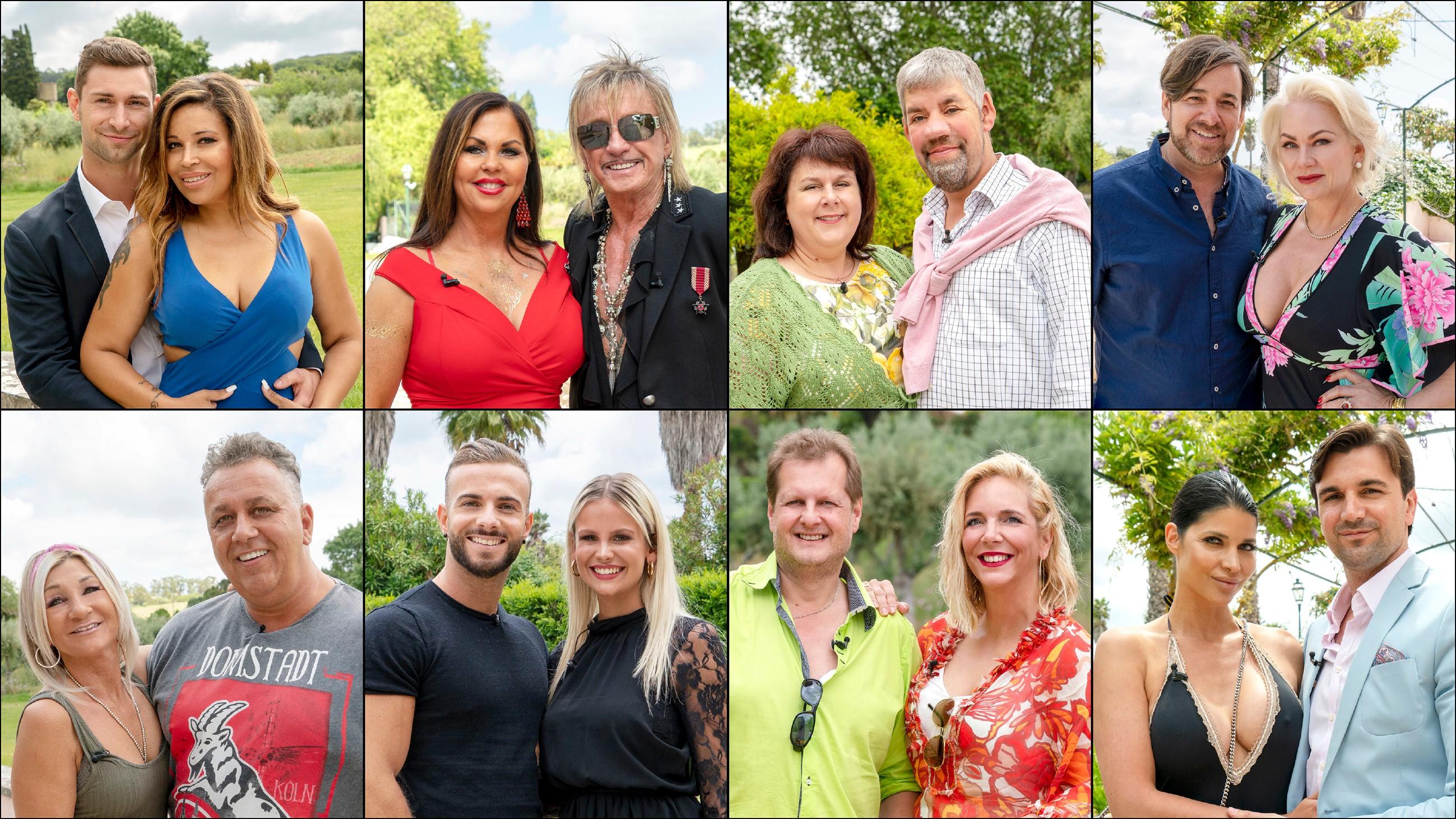 Sommerhaus der Stars 2018 Kandidaten