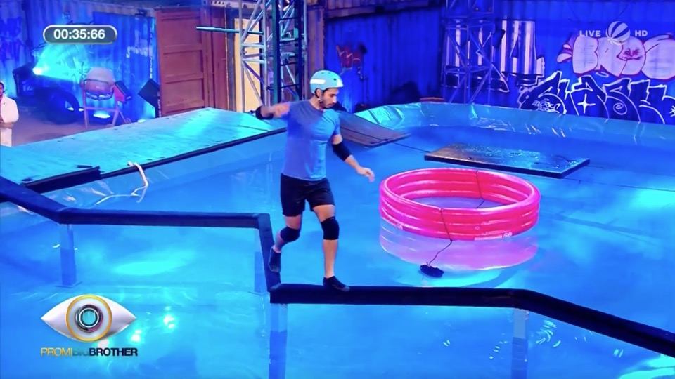 Promi Big Brother 2018 Duell 25 August