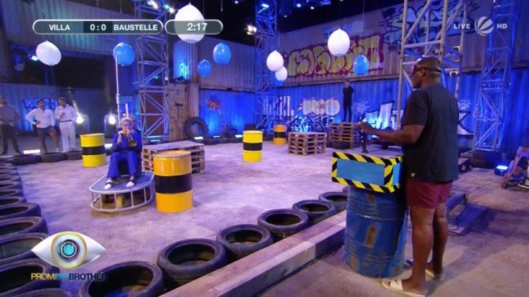 Promi Big Brother 2018 Folge 5 Duell Ergebnis