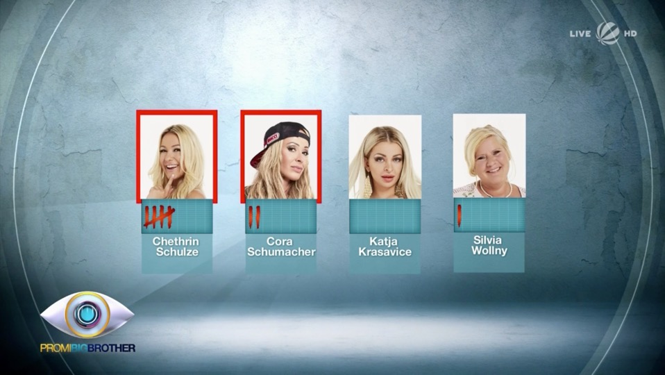 Promi Big Brother 28 August Ergebnis Nominierung