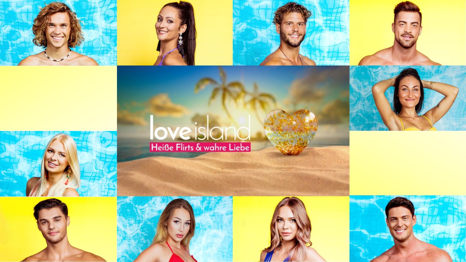 Mechele Love Island