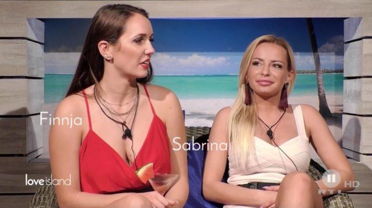 Love Island 2018 Sabrina Finnja