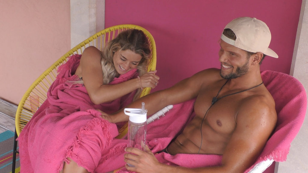Love Island Yanik und Janina