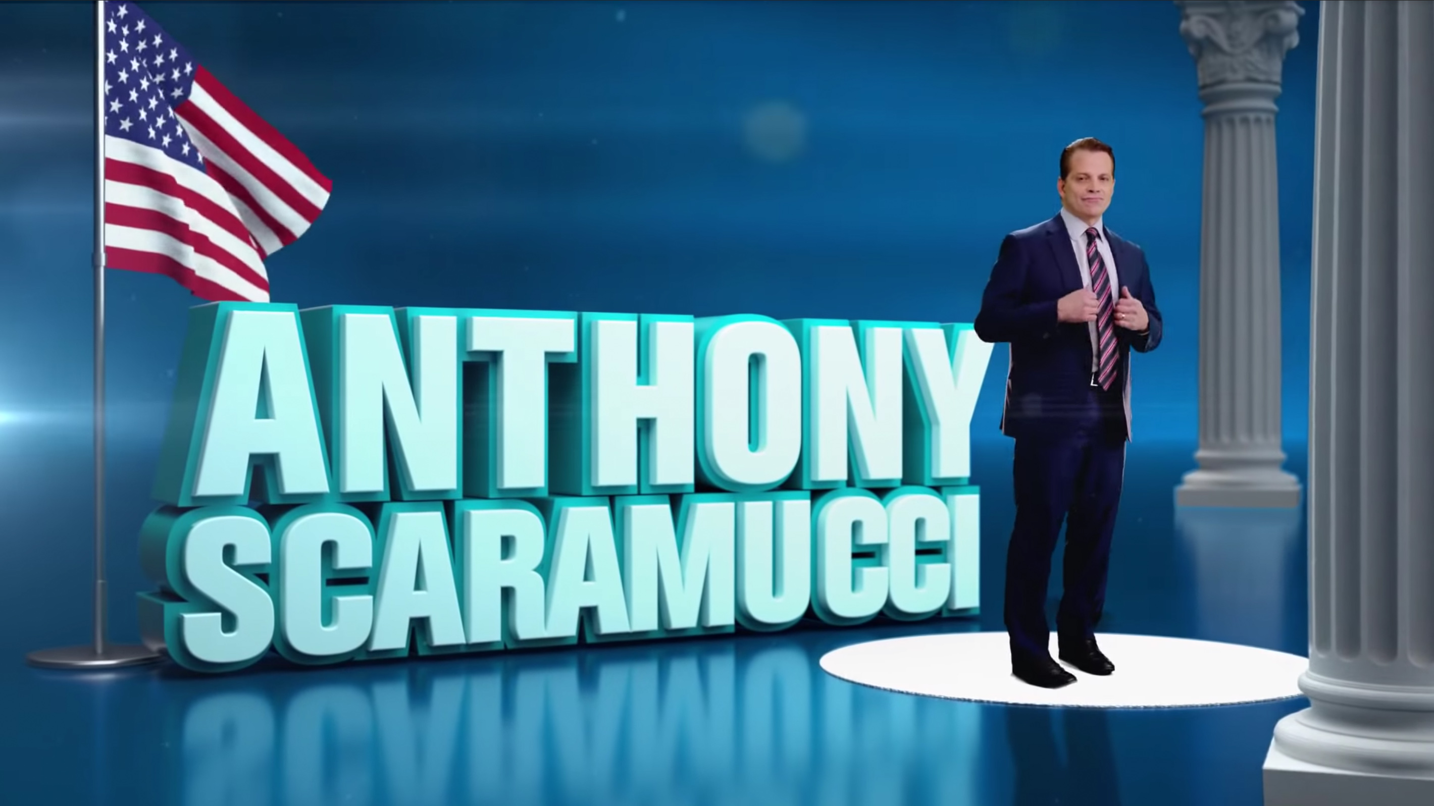 Celebrity Big Brother Anthony Scaramucci