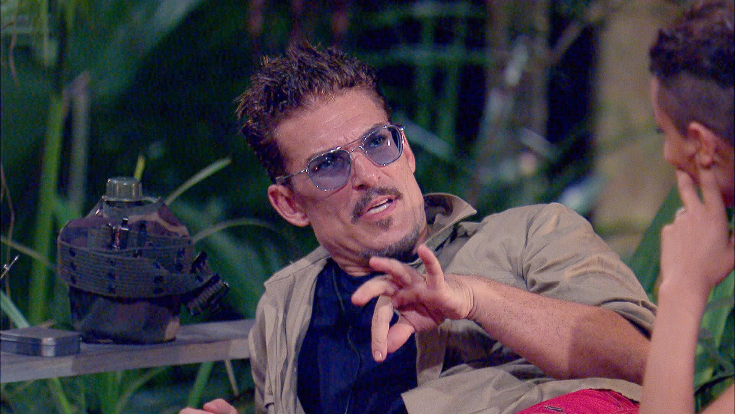 Chris Töpperwien Wahrheit im Dschungelcamp