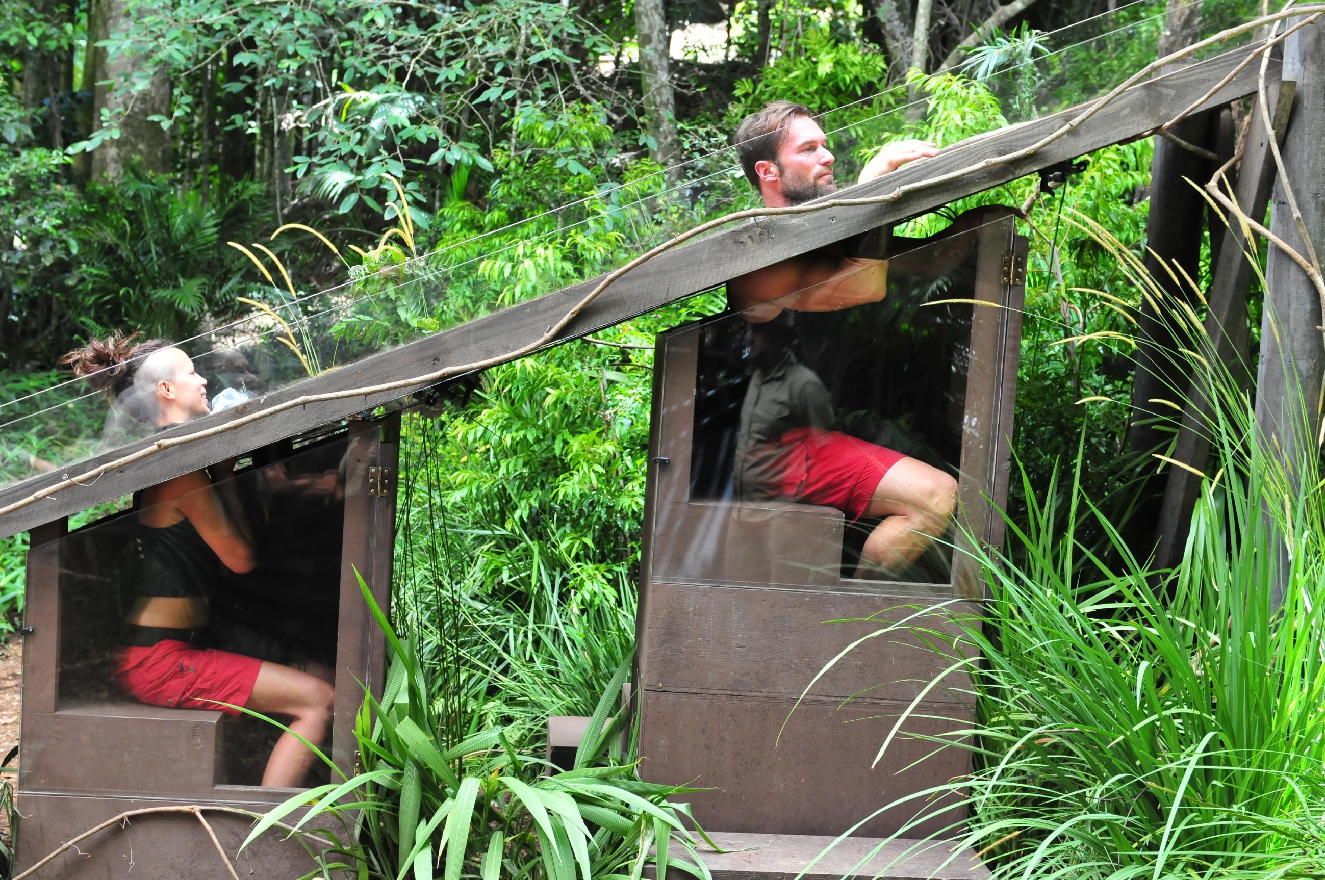 Dschungelprüfung Spülhölle