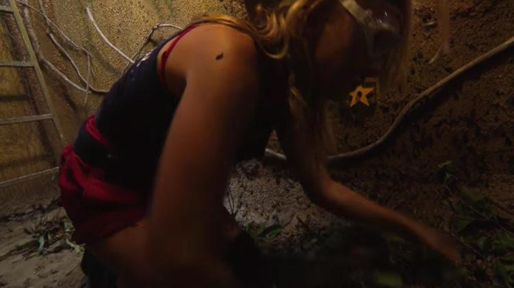 Dschungelpruefung heute Abend Evelyn Bastian