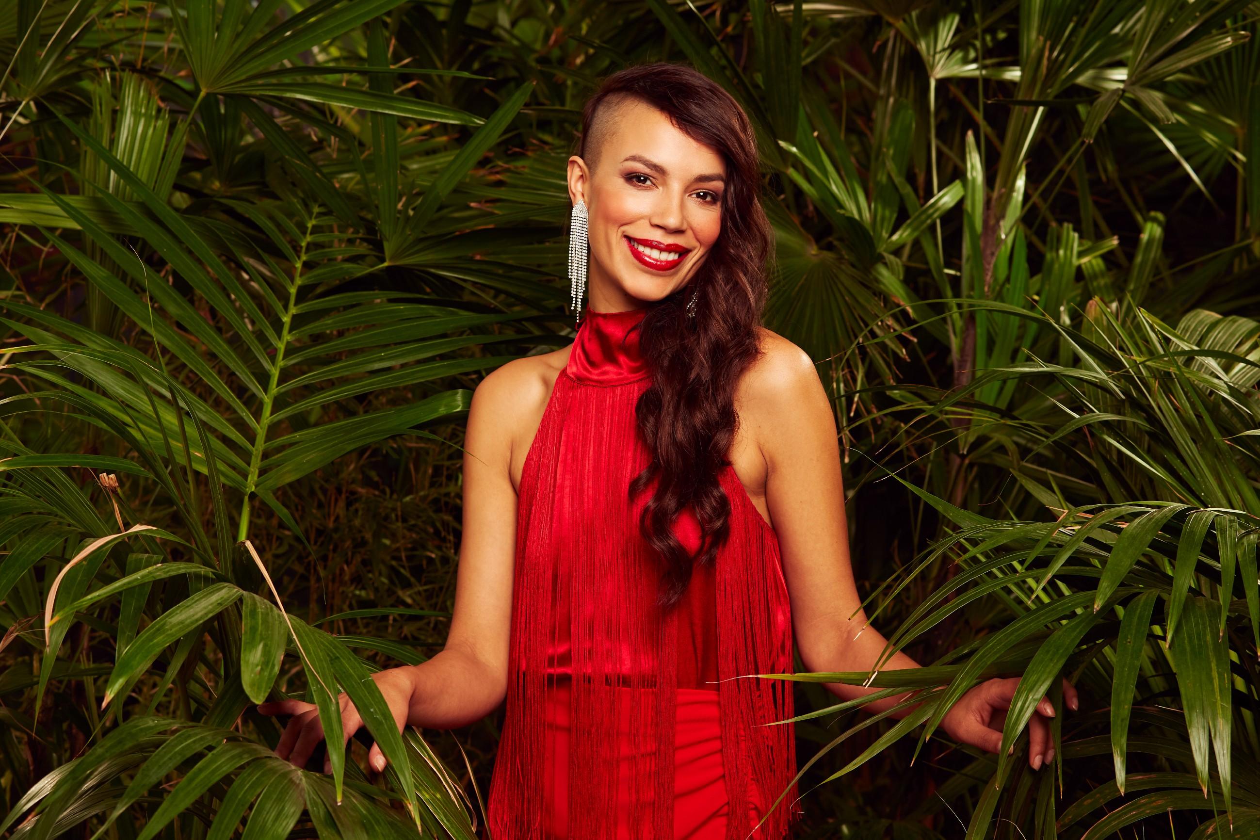 Alexandra Rietz nackt in der Promi Big Brother-Dusche