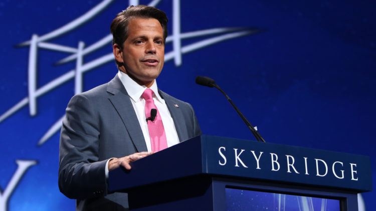 Promi Big Brother 2019 USA Anthony Scaramucci