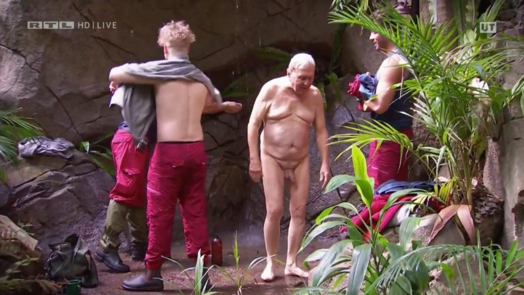 Tommi Piper nackt