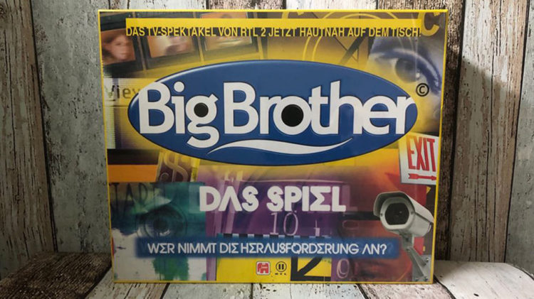 Big Brother Das Spiel
