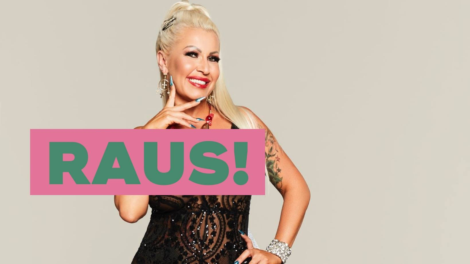 Ginger raus Promi Big Brother 2019 Auszug