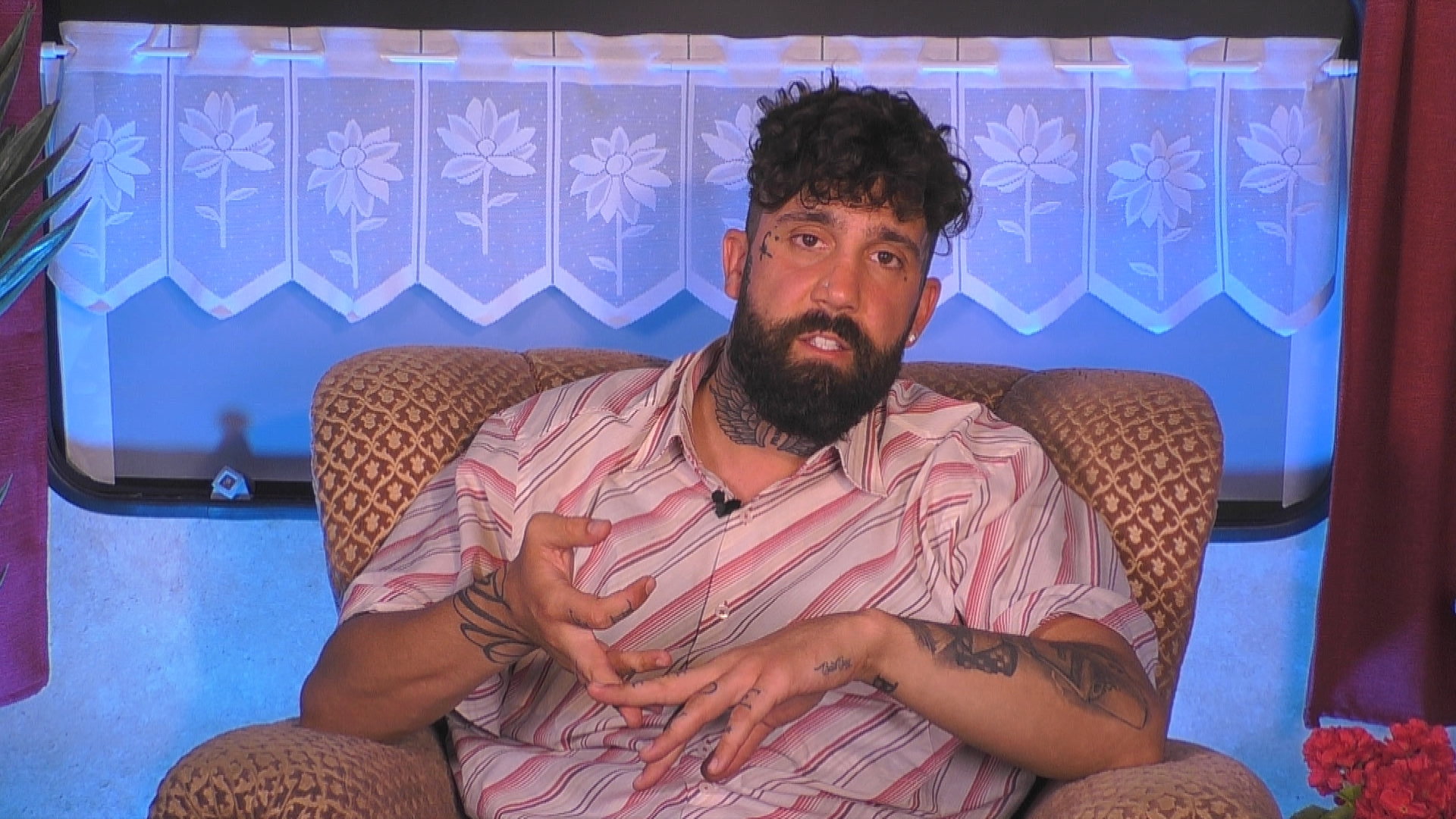 Promi Big Brother 2019 Chris von Bullshit TV