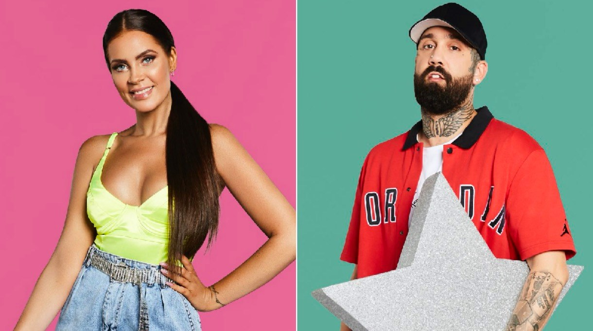 Promi Big Brother 2019 Janine und Chris