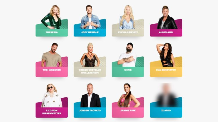 Big Brother 2019 Kandidaten