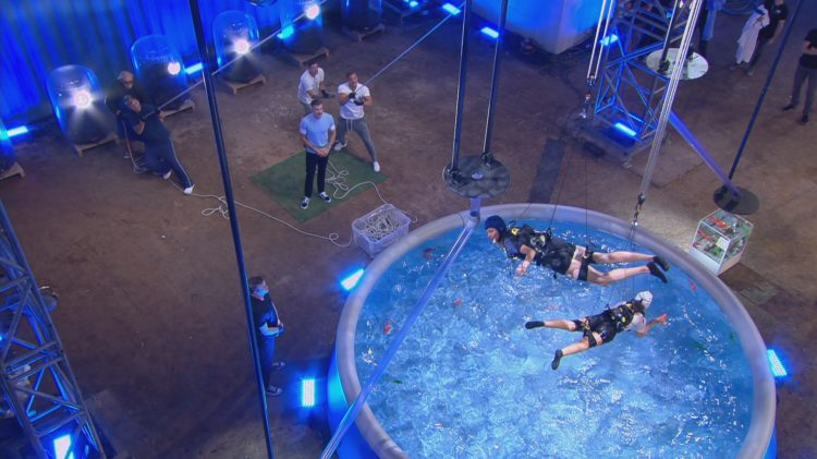 Promi Big Brother 2019 Unfaires Duell