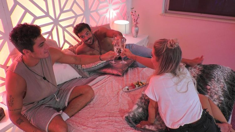 Love Island 2019 Danilo, Yasin und Julia