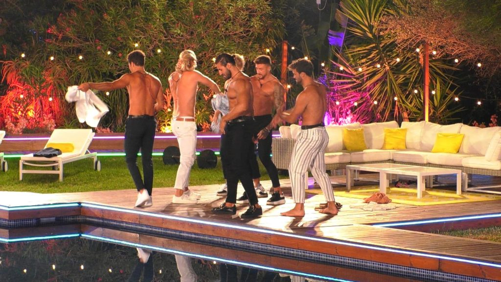 Love Island Dance Battle