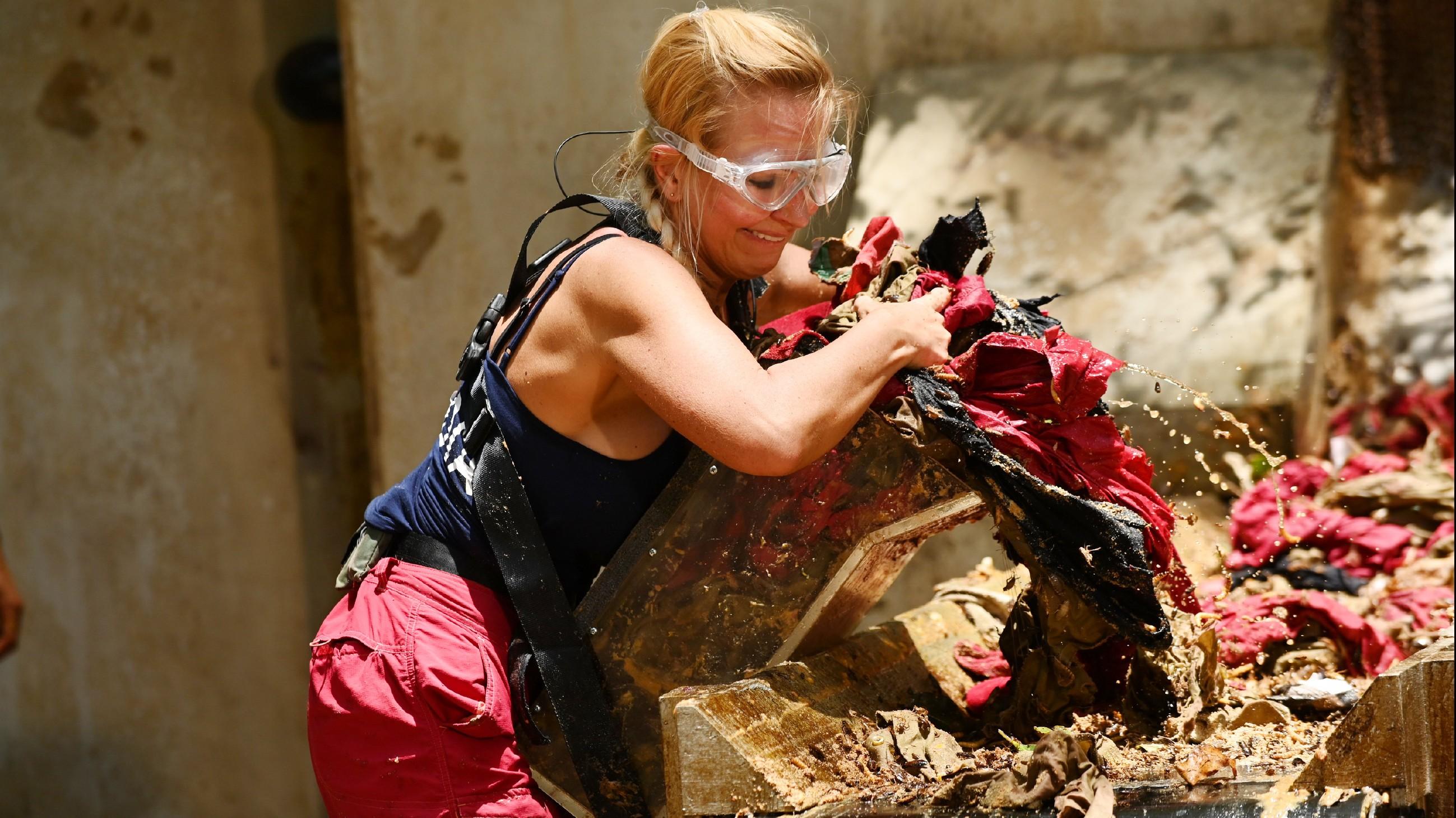 Claudia Norberg Dschungelpruefung