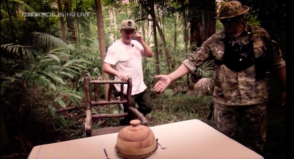 Detlef Steves Dschungelpruefung