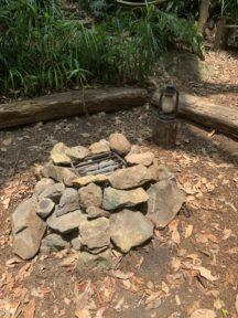 Dschungelcamp 2020 Feuerstelle