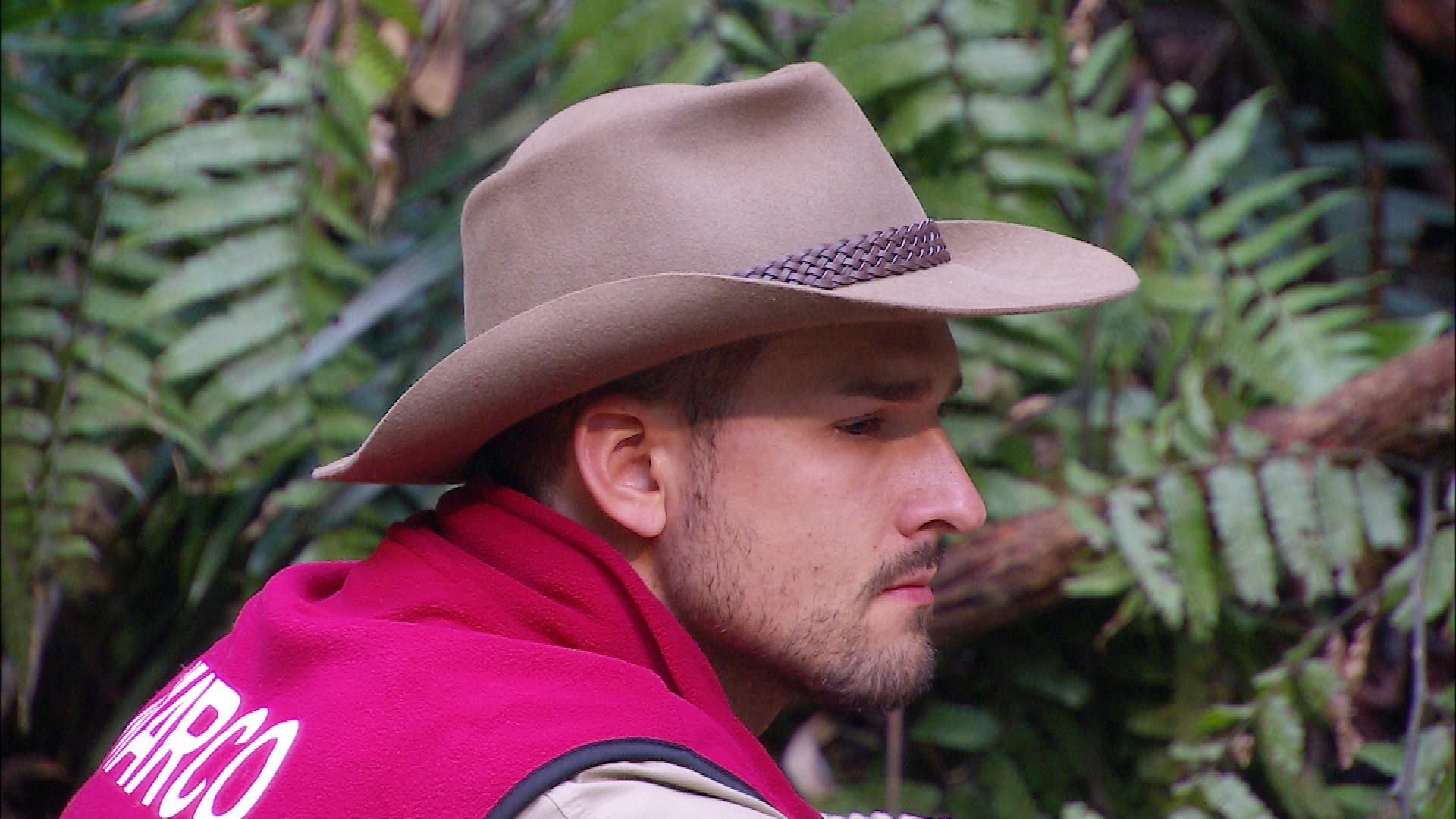 Dschungelcamp 2020 Marco raus
