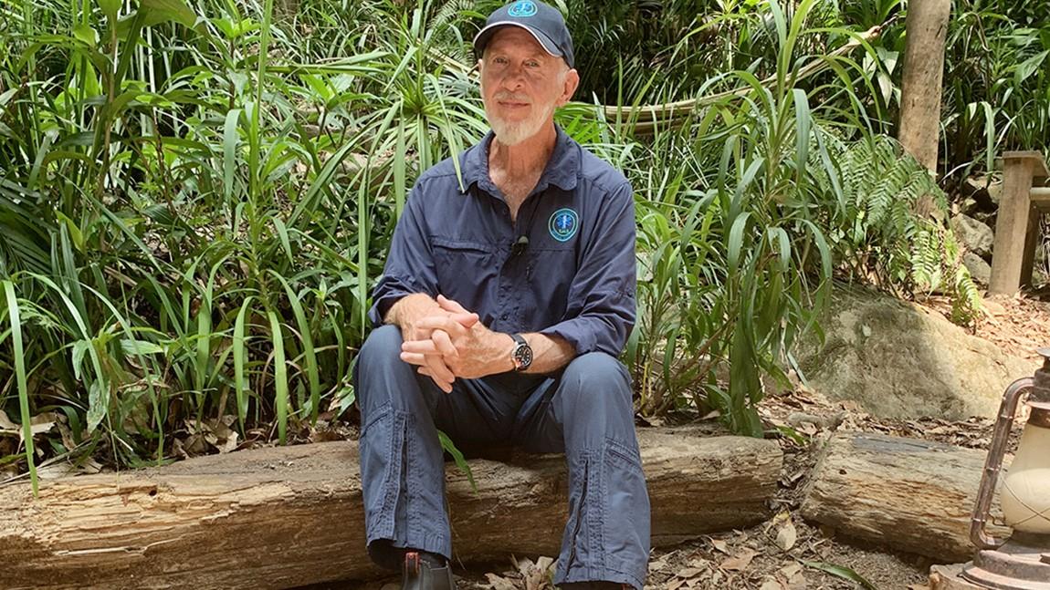Dschungelcamp Dr. Bob
