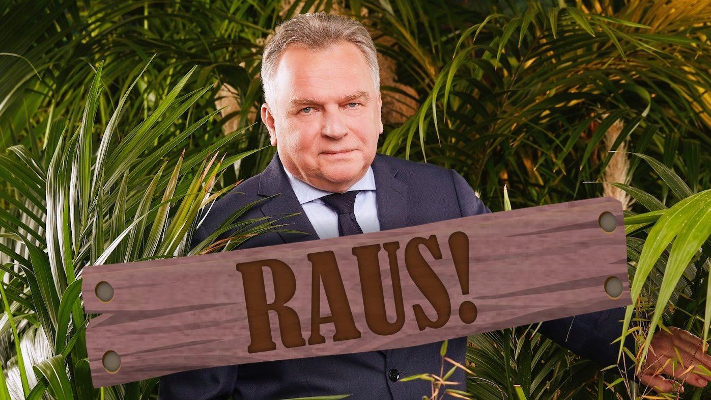 Günther Krause Dschungelcamp 2020 raus