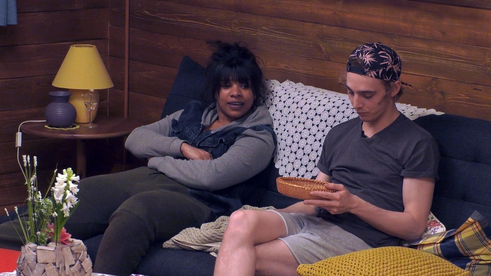Big Brother 2020 Vanessa und Tim