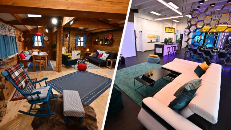 Big Brother 2020 Blockhaus Glashaus