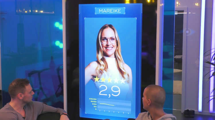 Big Brother 2020 Mareike Bewertung
