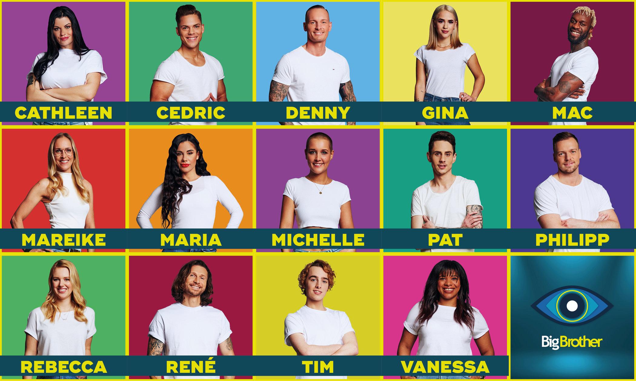 Big Brother 2021 Teilnehmer