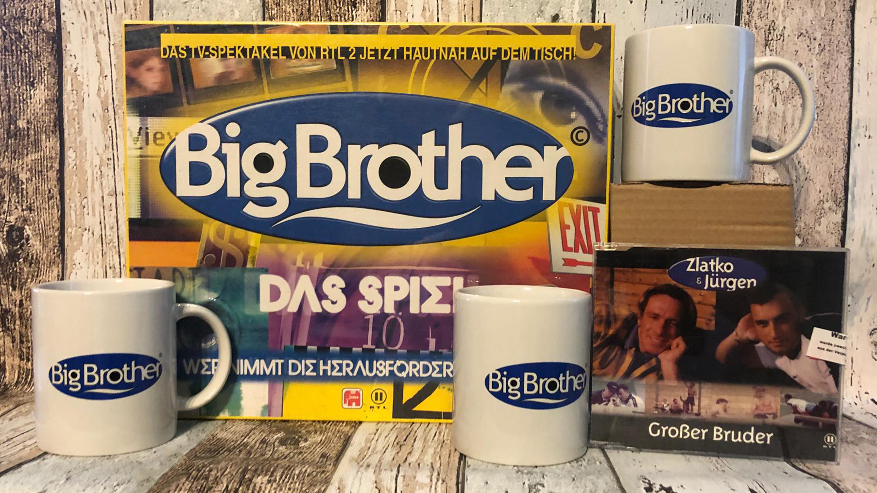 20 Jahre Big Brother