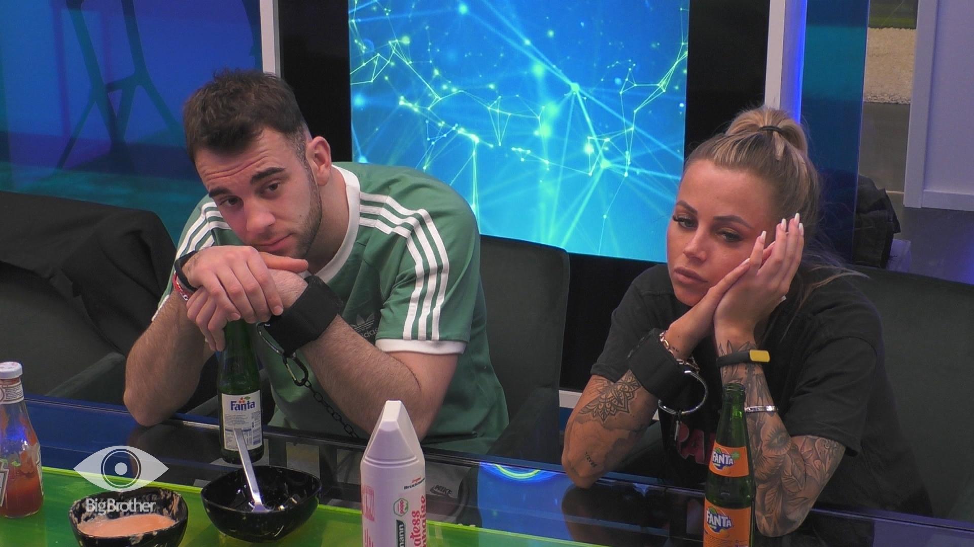 Big Brother 2020 Serkan und Jade