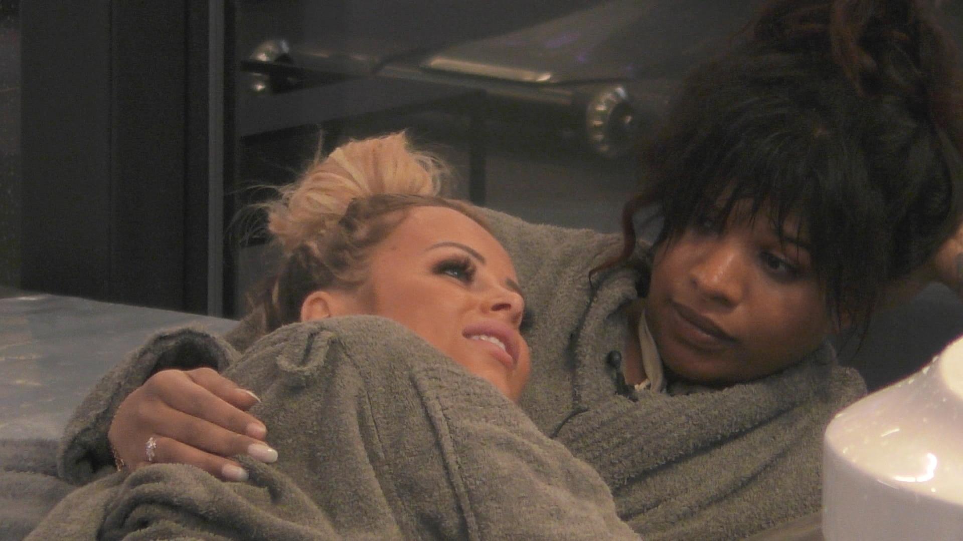 Big Brother 2020 Jade und Vanessa