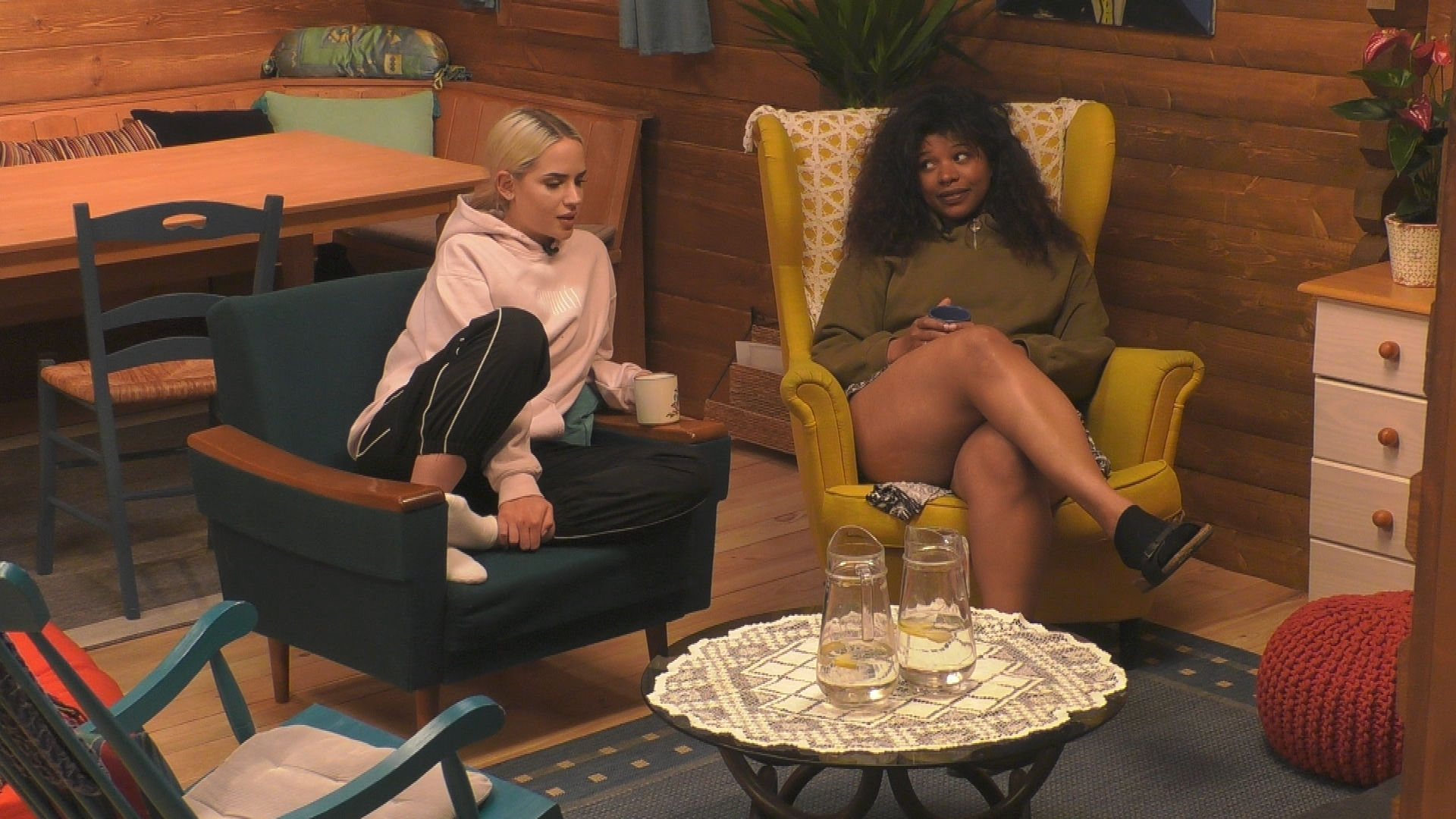 Big Brother 2020 Gina und Vanessa