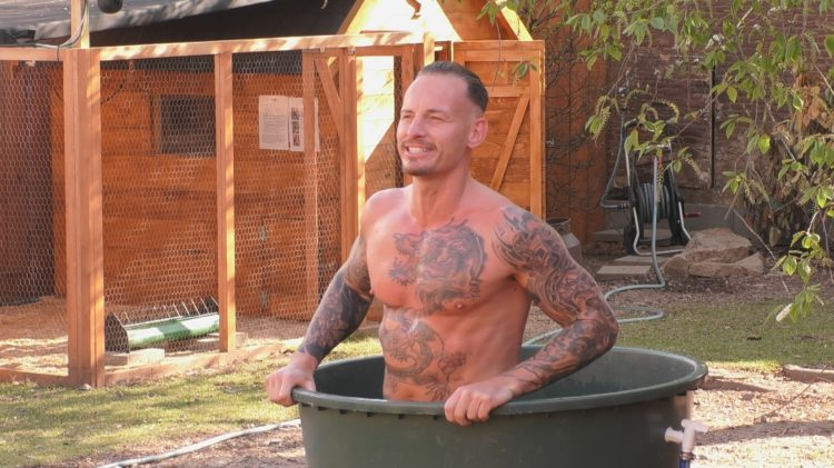 Big Brother 2020 Denny nude